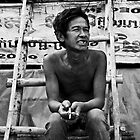 Cambodia Noir - Just Another Day by Tyson Battersby