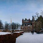 Doorwerth Castle Panorama by Daniel Berends