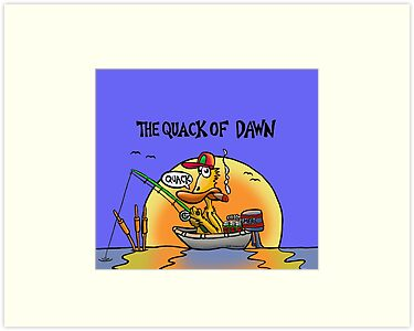 The Quack of Dawn by NHR CARTOONS .