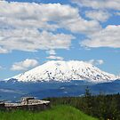 Mount St Helens by quiquilee
