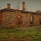 In Ruins, Hester, Nr Bridgetown, Western Australia by Elaine Teague