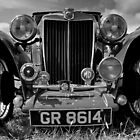 MG Roadster by herbpayne