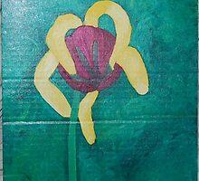 wilting flower by melisme