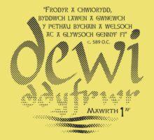 Dewi Ddyfrwr by Eifion Paul