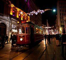 Public Transport - Istanbul, Turkey by Ben Prewett