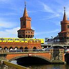 BERLIN OBERBAUM-BRUECKE by TCL-Cologne