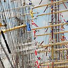 Up the Rigging by JamesTH