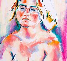 Portrait 25. 11. 2008 by Peter Shearer