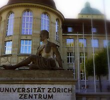 Zurich University by Charmiene Maxwell-batten
