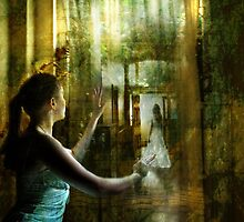 As l Watched You Leave by Trudi's Images