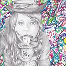 Alice in Wonderland by kimpressions