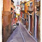 Toledo Alley by Dai Wynn