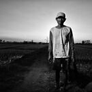 Agriculturist by Vici Arif