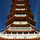 Nan Tien Temple by Linda Fury