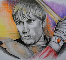 Bradley James by FDugourdCaput