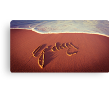 G'day Canvas Print