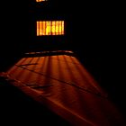 Light thru a window by Barry James Roberts