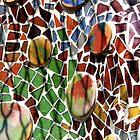 Gaudi mosaic by Sorted3000