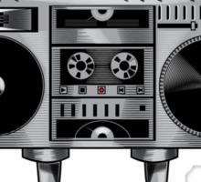 4 Elements of Hip Hop Sticker