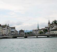 Zurich Bridge by Germany