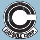 Capsule Corp Retro by optimusjimbo