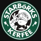'Starbörks Kerfee' (Starbucks / The Swedish Chef) by James Hance
