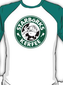 'Starbörks Kerfee' (Starbucks / The Swedish Chef) T-Shirt