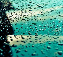 Water drops by lalylaura