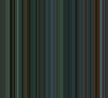 Moviebarcode: Snatch (2000) [Simplified Colors] by moviebarcode
