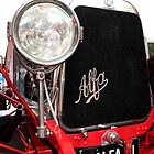 Alfa Romeo G1, 1921, Front End  by Carole-Anne