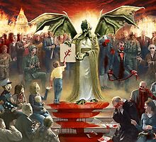 One Nation Under Cthulhu. by tobsn