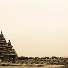 shore temple by karthik r