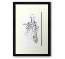 Queen of the Afternoon Framed Print