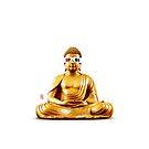 3D ZaZen (Gold) by 73553