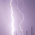 way to close,Winslow Az monsoon by gene mcfarland