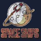 Space ships by Namueh