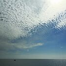 Sea and sky by Esther  Molin