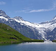 The Eiger by sbarnesphotos
