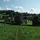 Village Life  - Uplyme, Devon.UK  by lynn carter