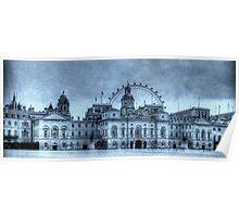 Horse Guards Parade - London Poster