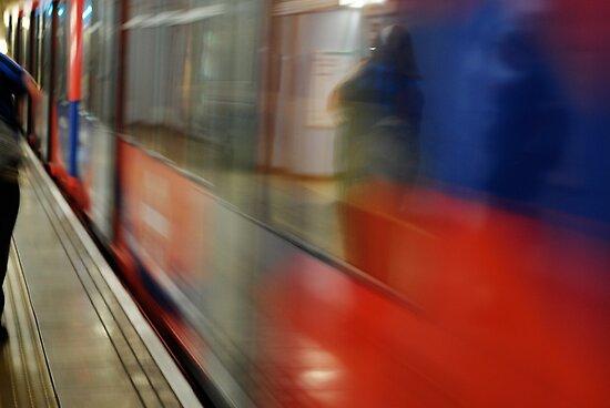 moving tube by richard  webb