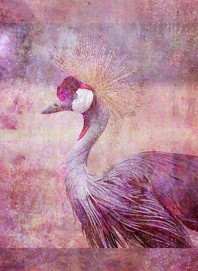 The Crane by Sarah Vernon