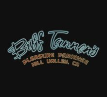 Biff Tannen's Pleasure Paradise - Neon (Back to the Future) by TGIGreeny