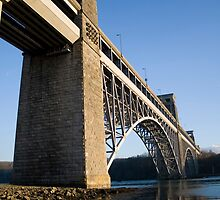 Britannia Bridge by TransientDesign