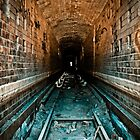 Brick Tunnel by Brad Walsh