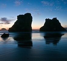 Bandon, Oregon; Oregon Coast; USA  by franceshelen