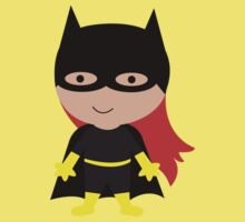 Cutie Batgirl Kids Clothes