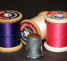 Thimble and Thread by RebeccaBlackman