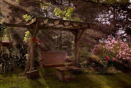 Backyard oasis ideas joy studio design gallery best design for Small backyard oasis