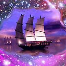 ~ Ships That Pass In The Night ~ by Alexandra  Lexx Larsson